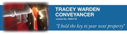 Tracey Warden Conveyancer