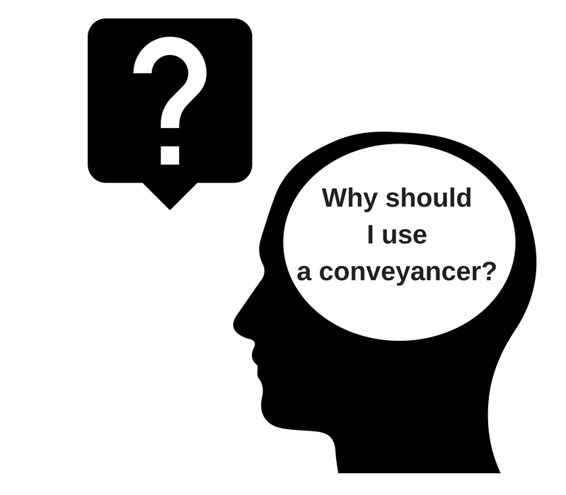 why use a conveyancer